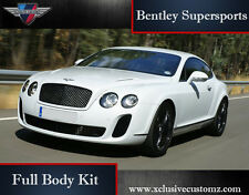 Bentley Supersports Full Body Kit for Bentley Continental GT
