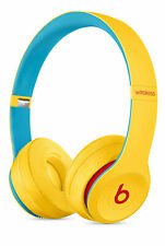 Beats by Dr. Dre Solo3 Club Collection On Ear Wireless Headphones - Club Yellow