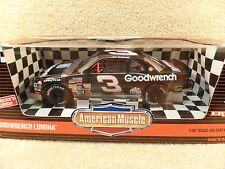 New 1992 Ertl American Muscle 1:18 NASCAR Dale Earnhardt Sr Goodwrench Lumina #3