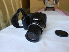 NIKON Coolpix L810 16.1 MP Digital Camera - Black