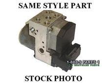 ABS PUMP w/ MODULE 04 05 06 DODGE SPRINTER 2500 ANTI-LOCK BRAKE 4 DOOR # S407117
