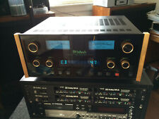 MCINTOSH C2200 TUBE PRE-AMPLIFIER - GOLD PLATED, SPECIAL EDITION