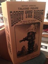 "Masudaya Forbidden Planet 24"" Robby the Robot Vinyl Figure"