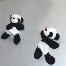 Cute Soft Plush Panda Fridge Magnet Refrigerator Sticker Home Decor Souveni A+