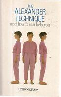 Very Good, Alexander Technique, Hodgkinson, Liz, Paperback