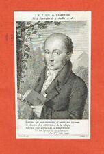 GG113-GRAVURE-18e-JEAN PIERRE JACQUES AUGUSTE DE LABOUISSE-1778-1852