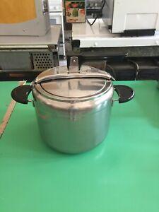 Lagostina Irradial Control 23cm, 7L, Pentola a Pressione