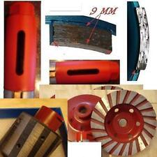 """2"""" diamond hole saw core drill bit Zero Tolerance drum 4 Inch Cup concrete stone"""