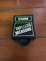 ENM TAPELESS MEASURE 1 HAND TOOL ROLLS MEASUREMENTS UP TO99 FT 11 INCHES