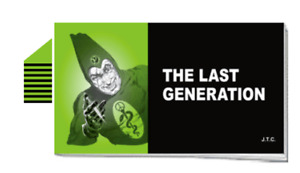 THE LAST GENERATION | CHICK BIBLE TRACT | JACK T. CHICK | 1992 | PACK OF 25