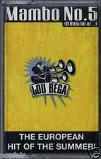 LOU BEGA - MAMBO NO. 5 (A LITTLE BIT OF...) 1999 EU CASSINGLE DAVID LUBEGA