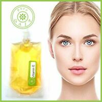 VITAMIN E OIL PURE & NATURAL ~  (d-alpha-tocopherol) ~ RE-FILL  PACKAGING