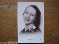 carte postale ancienne CPA Postcard MISS EUROPA ROMANIA