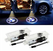 2 PROIETTORI LOGO 3D BMW Luci cortesia portiere LED