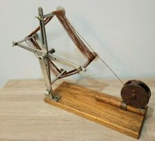 AMAZING!  HARDY BROS PRACTICAL FOLDING LINE DRIER. Vintage Angler History w reel