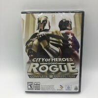 City of Heroes: Going Rogue-Complete Collection (Windows/Mac, 2010) New, Sealed
