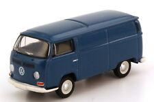 1:87 VW Volkswagen T2 (T2a) Kasten neptunblau blau blue - BUB 08700