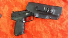 HOLSTER IWB BLACK KYDEX FN 5.7 MK2 With crimson trace cmr-201 FIVE SEVEN
