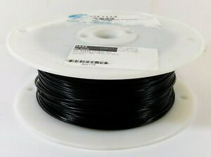 Alpha Wire 1855 BK001 Hook-Up Wire 22 AWG 7X30 Stranding (1000 Feet)