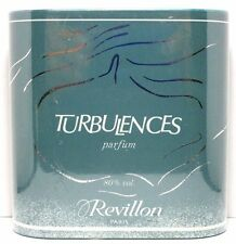 REVILLON TURBULENCES PURE PARFUM SPLASH 0.5 Oz / 15 ml DISCONTINUED ITEM SEALED!