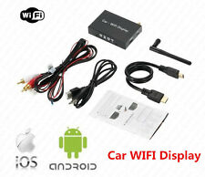 Car WIFI Display For AirPlay & Miracast/Allsharecast/Screen Mirroring/DLNA Input