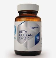 HEPATICA Beta Glucan 1,3/1,6D - 90 vegane Kapseln VERSAND WELTWEIT