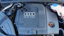 AUDI A4 ENGINE / MOTOR 2.0LTR TURBO DIESEL CODE - BR, B7, 02/05-03/08