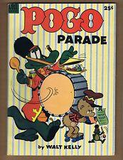 Pogo Parade 1 (VG-) Dell Giant Comic 1953 Albert Alligator! Walt Kelly! (c#06258