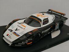 1/43 maserati mc12 gt1 FIA GT spa 2010 Heger muller ixo scale scale diecast