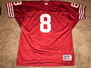 Vintage Wilson Steve Young San Francisco 49ers  NFL Jersey Size XL