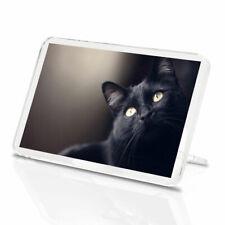 AC-107lygFM Black Persian Cat /'Love You Grandma/' Fridge Magnet Stocking Filler