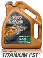 5L CASTROL EDGE TITANE FST SUPERCAR  Jerrycans ( 5 litres )
