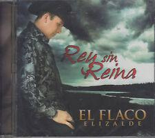 El Flaco Elizalde Rey Sin Reina New Nuevo Sealed