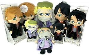 Harry Potter Plush Hogwarts Choose Size and Character Dumbledore Ron Weasley Owl