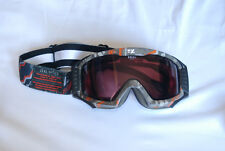 Zeal Outpost Snow Goggles in Red with Polarized Lenses (Medium Fit)