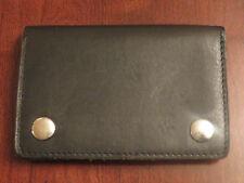 Wilsons Leather M. Julian Black Wallet, BRAND NEW