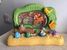 Jeu d'éveil Bambi et ses amis Disney Vintage  Tableau d'activités