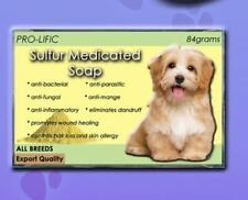 Pro-lific Sulfur Medicated Soap for Cats and Dogs 84g