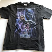 The Black Panther Graphic T-Shirt Kids Youth Sz S A1693