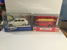Vintage 1990s Corgi Evening Standard London Taxi 91814