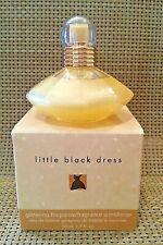 """AVON LITTLE BLACK DRESS """"GLITTERING"""" FRAGRANCE EAU DE TOILETTE SPRAY 1.7OZ"""
