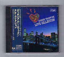 CD DIONNE WARWICK LOVE COLLECTION (JAPAN )