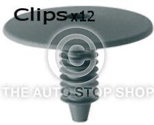 clip del pannello rifiniture 10,9mm RENAULT MEGANE/SCALA / SCENIC ecc. 12 pezzi