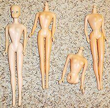 New ListingSmall Lot Of Vintage Barbie Dolls #2 , Look!