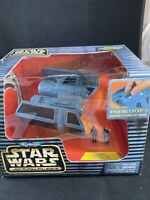Galoob Star Wars Micro Machines Action Fleet Tie Bomber - Rare 1996 R7