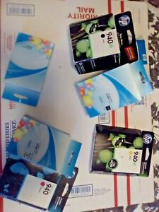 HP 940 7 Pk Ink Cartridges Officejet Pro 8000 8500 8500A Exp 2013 2014