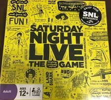 2010 Saturday Night Live Interactive Adult Family Game Show Trivia NIB Sealed 24