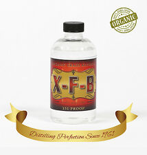 8 FLUID OUNCES 151 PROOF X-F-B ULTRA PURE USP ORGANIC GRAIN ALCOHOL