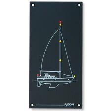 Axon Marine LED Boat Mimic Panel - Yacht (Large) 12 Volts DC