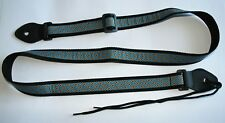 "Ukulele 1"" strap  - Blue Diamonds"